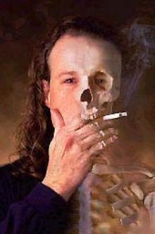 Felhagy a dohányzás emésztésével, Navigációs menü